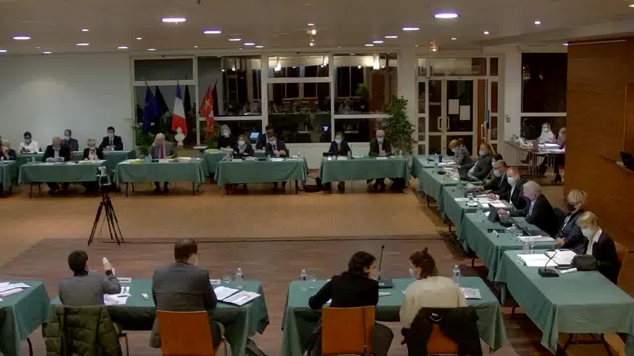 4/2 – Conventions de prestations avec le Conseil Départemental des Vosges pour l'aménagement paysager des giratoires R.D. 420 et R.D. 11