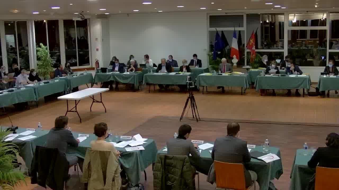6/2 – Conventions avec la Communauté d'Agglomération d'Épinal